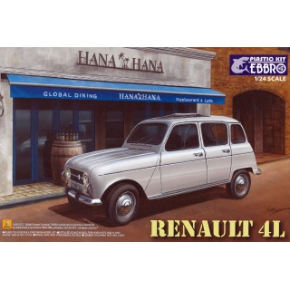 Renault 4 L Kit 1:24