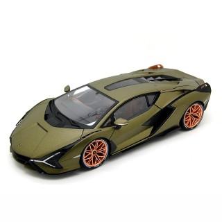 Lamborghini Siàn FKP 37 1:18