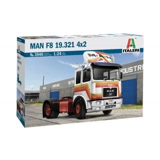 MAN F8 19.321 4x2 Kit 1:24