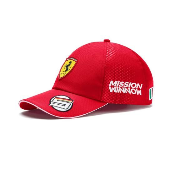 Scuderia Ferrari 2020 Cappellino Baseball Puma Sebastian Vettel