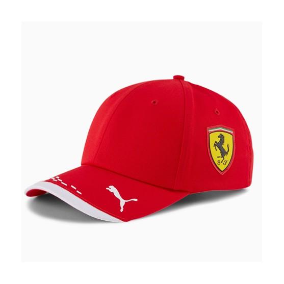 Scuderia Ferrari 2020 Cappellino Baseball Puma Team