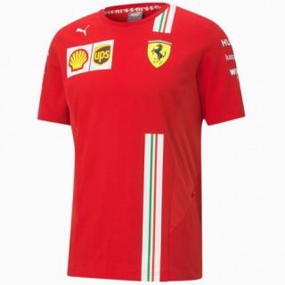Scuderia Ferrari Team T-shirt Puma F1 2020