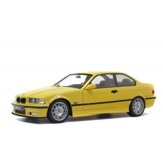 BMW M3 (E36) Coupè 1994 Jaune Dakar 1:18