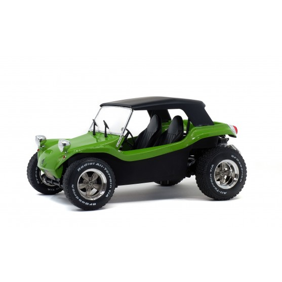 Meyers Manx Buggy Soft top 1968 Green 1:18