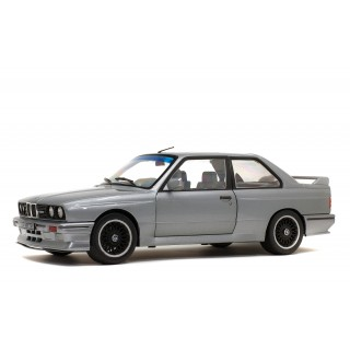 BMW E30 M3 1990 Silver Metallic 1:18