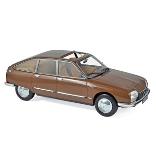 Citroen GS Pallas 1978 Cigale Brown 1:18