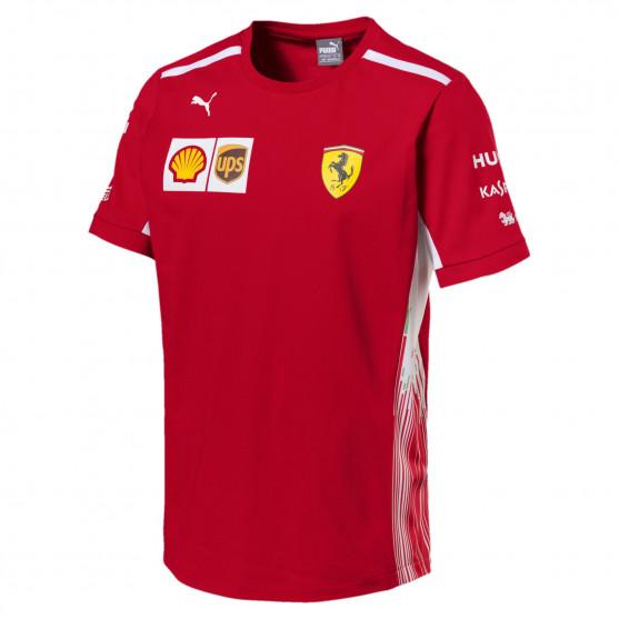 Scuderia Ferrari T-Shirt Puma Replica 2018