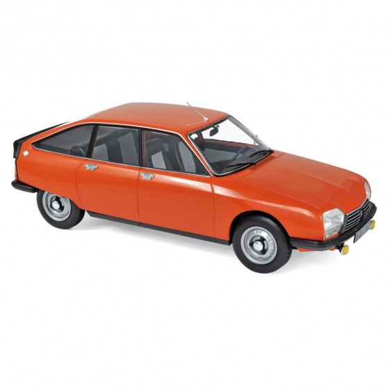 Citroen GS Pallas 1978 Ibiza Orange 1:18