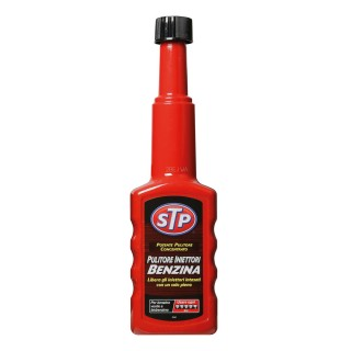 STP Pulitore iniettori benzina 200ml
