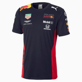 Red Bull Racing 2020 T-Shirt Puma Ufficiale Team