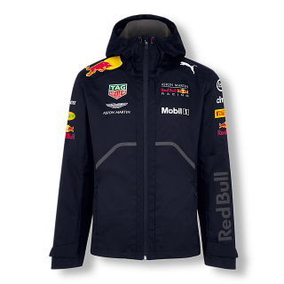 Red Bull Racing 2018 Giacca Antipioggia Ufficiale Team