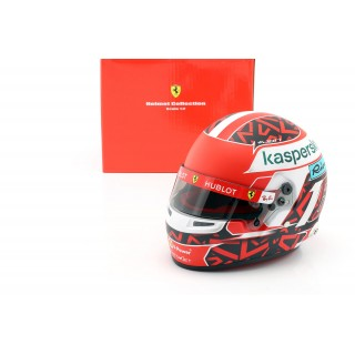 Charles Leclerc Casco Ferrari SF1000 Formula 1 2020 1:2