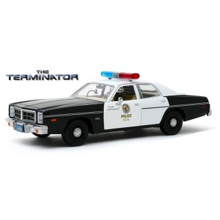 "Dodge Monaco Metropolitan Police 1977 ""Terminator"" 1:24"