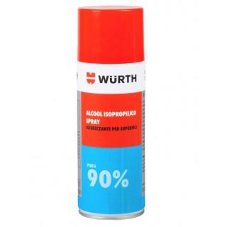 Alcol Isopropilico Spray Wurth 400ml