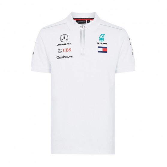 Mercedes AMG Petronas F1 Polo Replica 2018