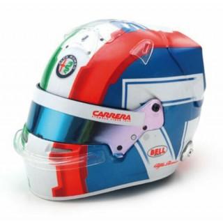 Antonio Giovinazzi Casco Bell Helmet F1 2019 Alfa Romeo Racing 1:5