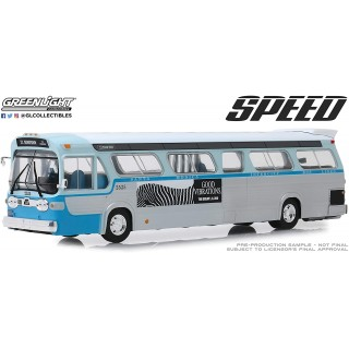 General Motors 1960S  Tdh 2525 Los Angeles California Downtown Bus film Speed 1994 1:43