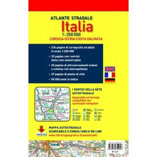Atlante Stradale Italia 1:250000