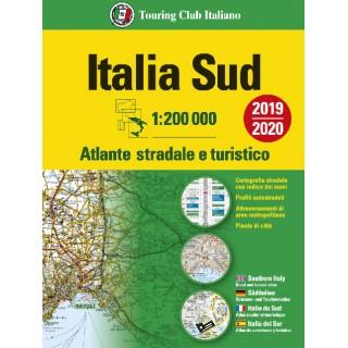 TCI Atlante Italia Sud 1:200000
