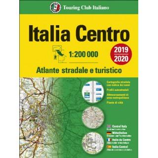 TCI Atlante Italia Centro 1:200000