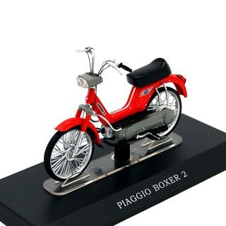 Piaggio Boxer 2 ciclomotore 50 cc 1:18