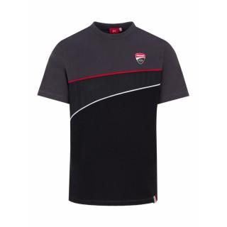 Ducati Corse Mesh Antracite T-shirt Man