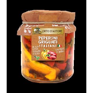 Peperoni Grigliati 280gr