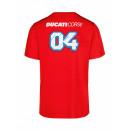 Andrea Dovizioso T-shirt Ducati Dual