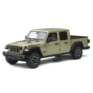 Jeep Gladiator Rubicon 2019 Beige 1:18