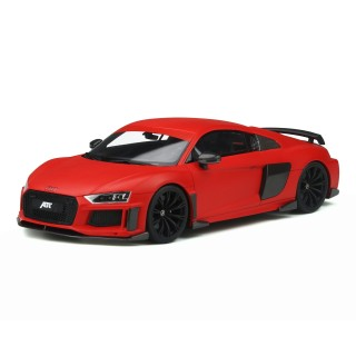 Audi R8 ABT Mat Red 1:18