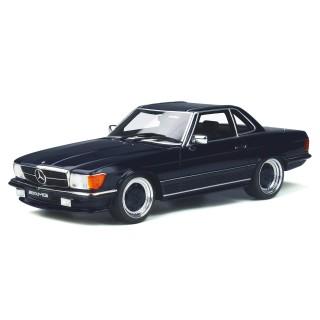 Mercedes-Benz 560 AMG R107 1979 Midnight Blue 1:18