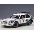 "Lancia Delta S4 ""Martini"" 1986 Tour de Course Toivonen / Cresto 1:18"