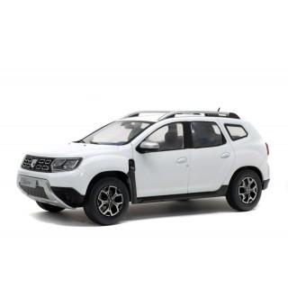 Dacia Duster 2018 MK2 Bianco 1:18