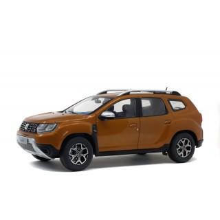 Dacia Duster 2018 MK2 Orange Atacama 1:18