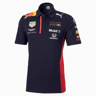 Red Bull Racing 2020 Polo Puma Ufficiale Team