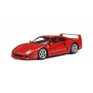 Ferrari F40 1987 Rosso corsa 1:18