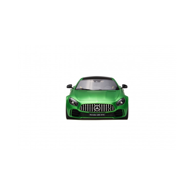 Mercedes-Benz Amg GT-R Magno Green Hell 1:18