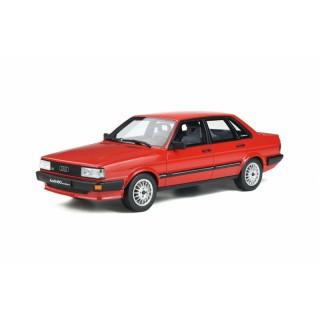 Audi 80 quattro 1983 Mars Red 1:18