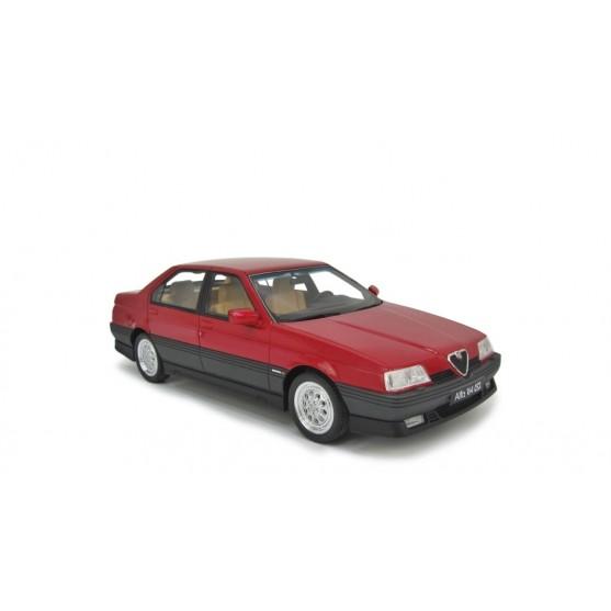 Alfa Romeo Alfa 164 3.0 V6 Q4 - 1993 Rosso alfa 130 1:18