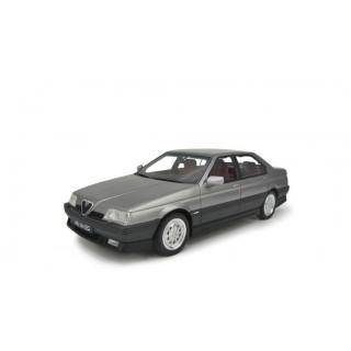 Alfa Romeo Alfa 164 3.0 V6 Q4 - 1993 Grigio Metallizzato 1:18