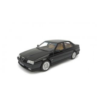 Alfa Romeo Alfa 164 3.0 V6 Q4 - 1993 Nero 1:18