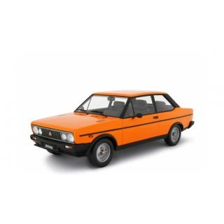 Fiat 131 Racing 2000 TC 1978 Arancione 1:18