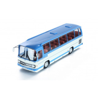 Mercedes-Benz Bus O302-10R 1972 blu e bianco 1:43