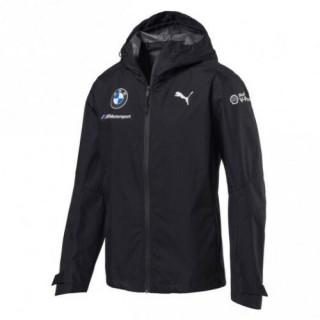 BMW M Sport Motorsport Team Uomo Rain Jacket Coat Impermeabile Puma