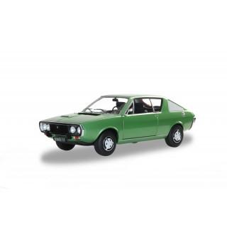 Renault R17  MK1 1976 Vert Metal Vernis 1:18