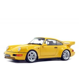 Porsche 964 3.8 RS 1990 Jaune 1:18