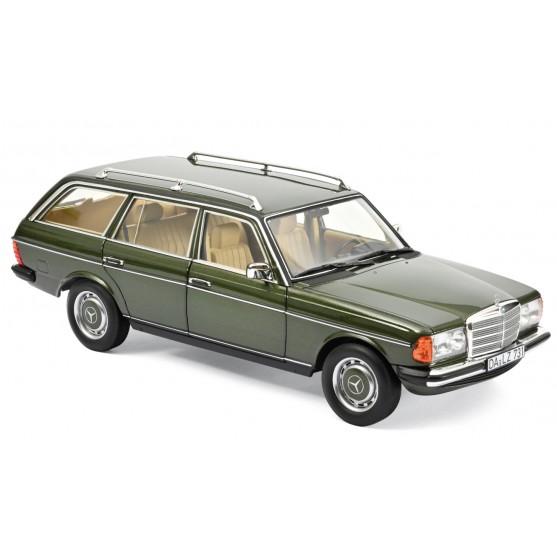 Mercedes-Benz 200 T 1982 Green metallic 1:18