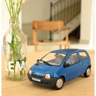 Renault Twingo  1995 Cyan Blue 1:18