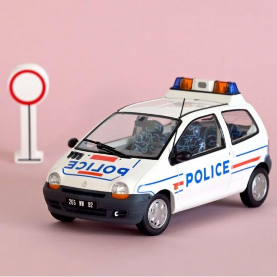 """Renault Twingo  1995 """"Police"""" 1:18"""