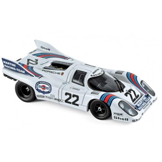 Porsche 917K Winner France 24h 1971 Marko / van Lennep 1:18